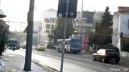 Чавдар 120: А 7288 Вм по линия 4 в Бургас - първа част