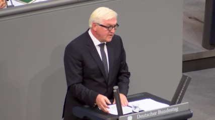 Germany: 'Pursued' Turkish academics and journalists should be able to work in Germany - Steinmeier