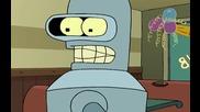Futurama - S01e01 - Space Pilot 3000