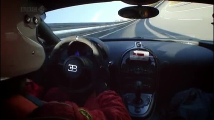 Top Gear - Bugatti Veyron Super Sport 431 Km или 267 mile