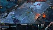 Alienware LoL 1vs1 - ФИНАЛ #3 Melon Destructor vs Sinio Govedo