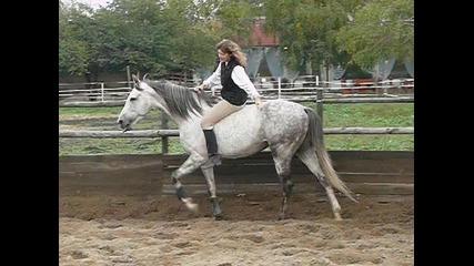 28 октомври 2009 - Рени и Голд Мен в рампена
