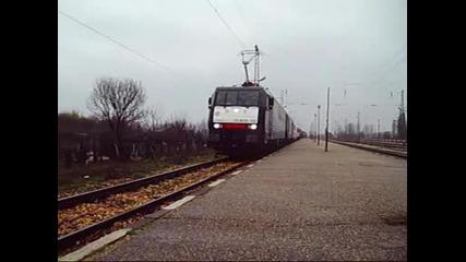 Пилотен международен товарен влак Европа - Азия
