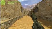 Counter Strike 1.6 Call of Duty Modern Warfare 2 Mod Killst