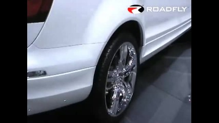Roadfly.com - Audi Q7 V12 Tdi Diesel Concept Car