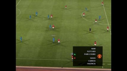 Pes 2012 - Champions League - Man.united vs. Dinamo Zagreb - Ep.3