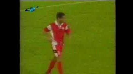 Ц С К А София - Когато отборът има нужда, публиката прави чудеса (2002 год.)