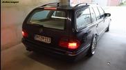 Mercedes Benz E55 Amg T W210