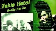 Tokio Hotel - Ready Set Go - Premios Telehit 2009 - Bill Kaulitz - live - lyrics