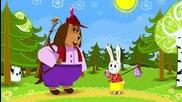 Машины сказки. Лиса и заяц (серия 3)