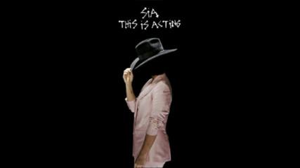 Sia - Black And Blue Male Version
