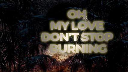 David Guetta ft. Sia - Flames Lyric Video