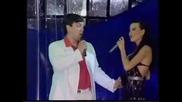 Теодора и Васил Вълканов - Моме балканче (live)
