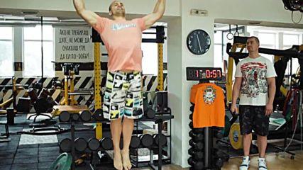 Борис Налбантов постави световен рекорд
