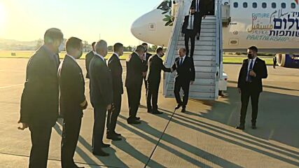 Russia: Israeli PM Bennett arrives in Sochi for meeting with Putin