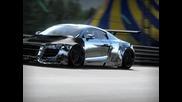 Need for Speed: Shift - Revolution P G + Audir8 Lemans