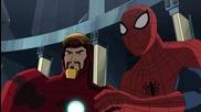Ultimate Spider-man - 2x11 - Swarm