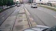 Що за шофьор трябва да си за да направиш тази маневра?