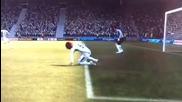 Смешни бъгове от Fifa 12