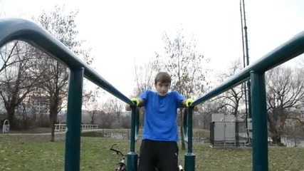 Street Workout Banja Luka 2013 Bar Army