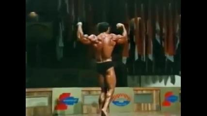 Кралят на бодибилдинга - Арнолд Шварценегер