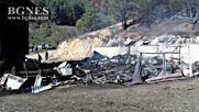 Пожар изпепели животни в Якоруда