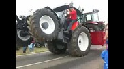 world record/ tractor wheelie