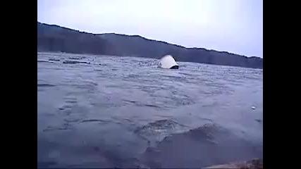 Гигантско цунами помита Япония 2011
