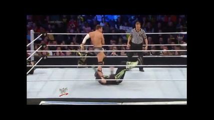Cody Rhodes - Jumping High Knee