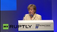 Germany: Merkel touts TTIP's impact on environmental and consumer protection standards