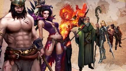 Taern online game Бг - trailer