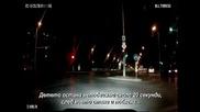 Таксиметров автомобил удря дете в София