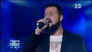 Георги Бенчев - X Factor Live (09.12.2014)