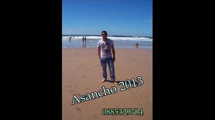New ork. Asancho - Kucheka Faraona 2013