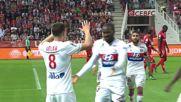 Лион разби Дижон в Лига 1