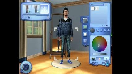 "The Sims 3-епизод 1 ""josh Down"""