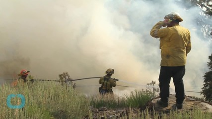 Hot and Dry Summer Conditions Fuel Wild Fires