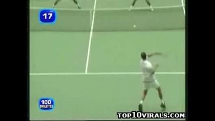Tennis - Bird - Down