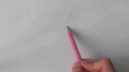 Как да нарисуваме пейзаж