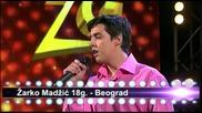 Zarko Madzic - Ne prestaju moje kise - Kad sam decak bio - (Live) - ZG 2013 14 - 01.03.2014. EM 21.