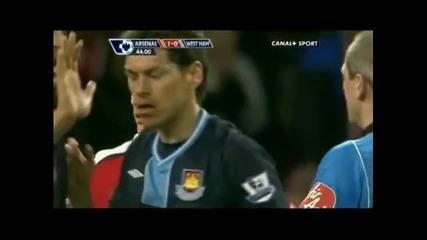 Арсенал - Уест Хям 2:0