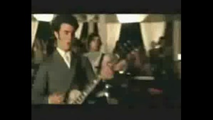 Jonas Brothers - Burning Up (promo)