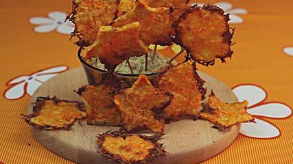 Зеленчуков чипс