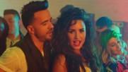 Превод! Luis Fonsi ft. Demi Lovato - Echame La Culpa