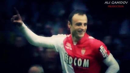 Димитър Бербатов - Най- доброто - Монако (2014/2015) Компилация