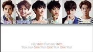 Exo - k - Playboy (korean ver.) + Превод
