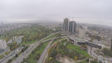 1200 розови балона полетяха над София