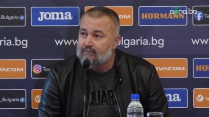 Ясен Петров обяви целта пред България