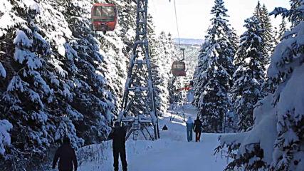 Rila Mountain, Borovets Ski Resort / Рила планина, Ски курорт Боровец 003