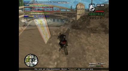 Gta Sa Stunts-part 4